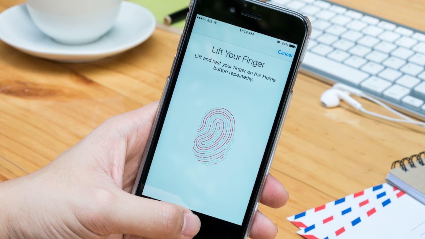指紋認証対応の可否|商品によっては指紋認証の妨げに