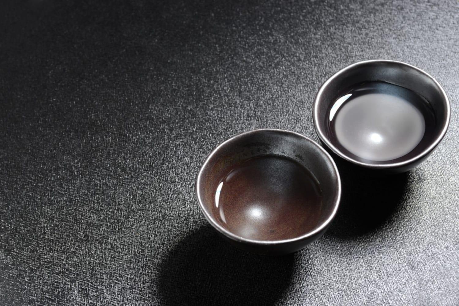 酒器4|おだやかな時間の中で香りも楽しむ「ぐい呑み」