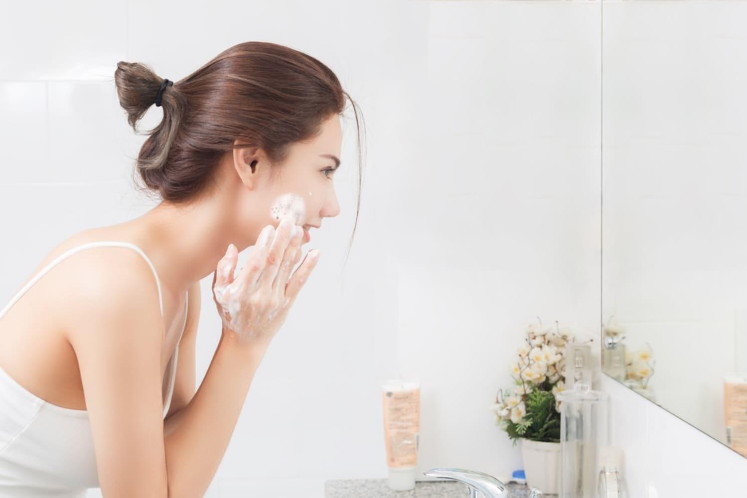 化粧石鹸|合成成分を含んでいないタイプがベター