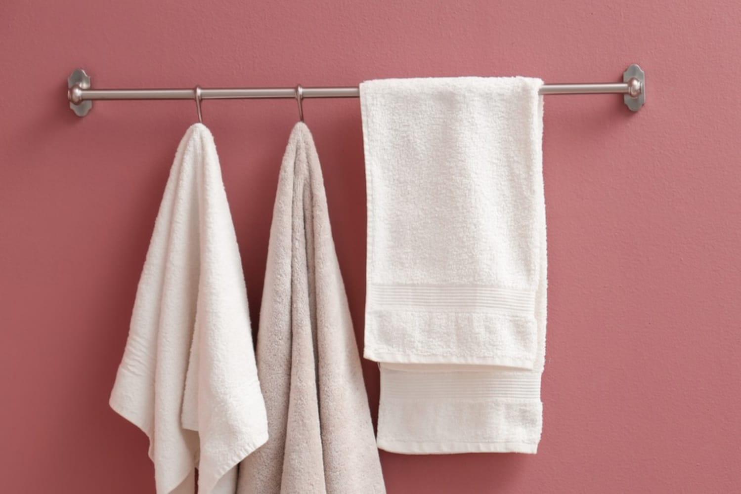 サイズ|30×80cm程度なら手拭きタオルとしても使いやすい