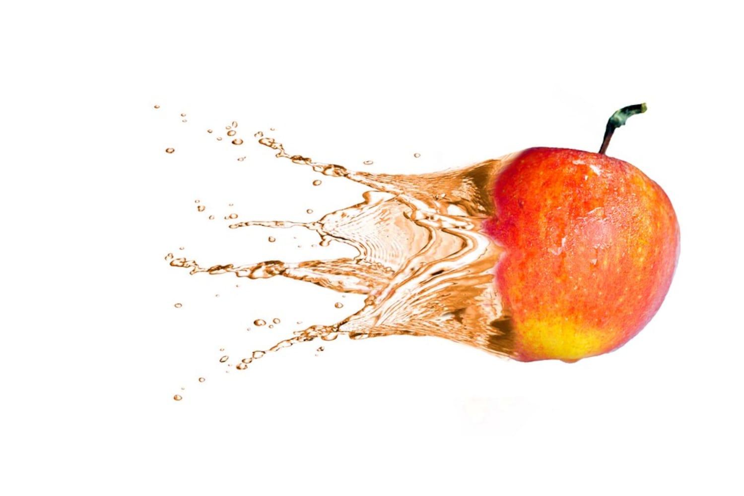 ストレート果汁 収穫後の果実をそのまま絞ったジュース