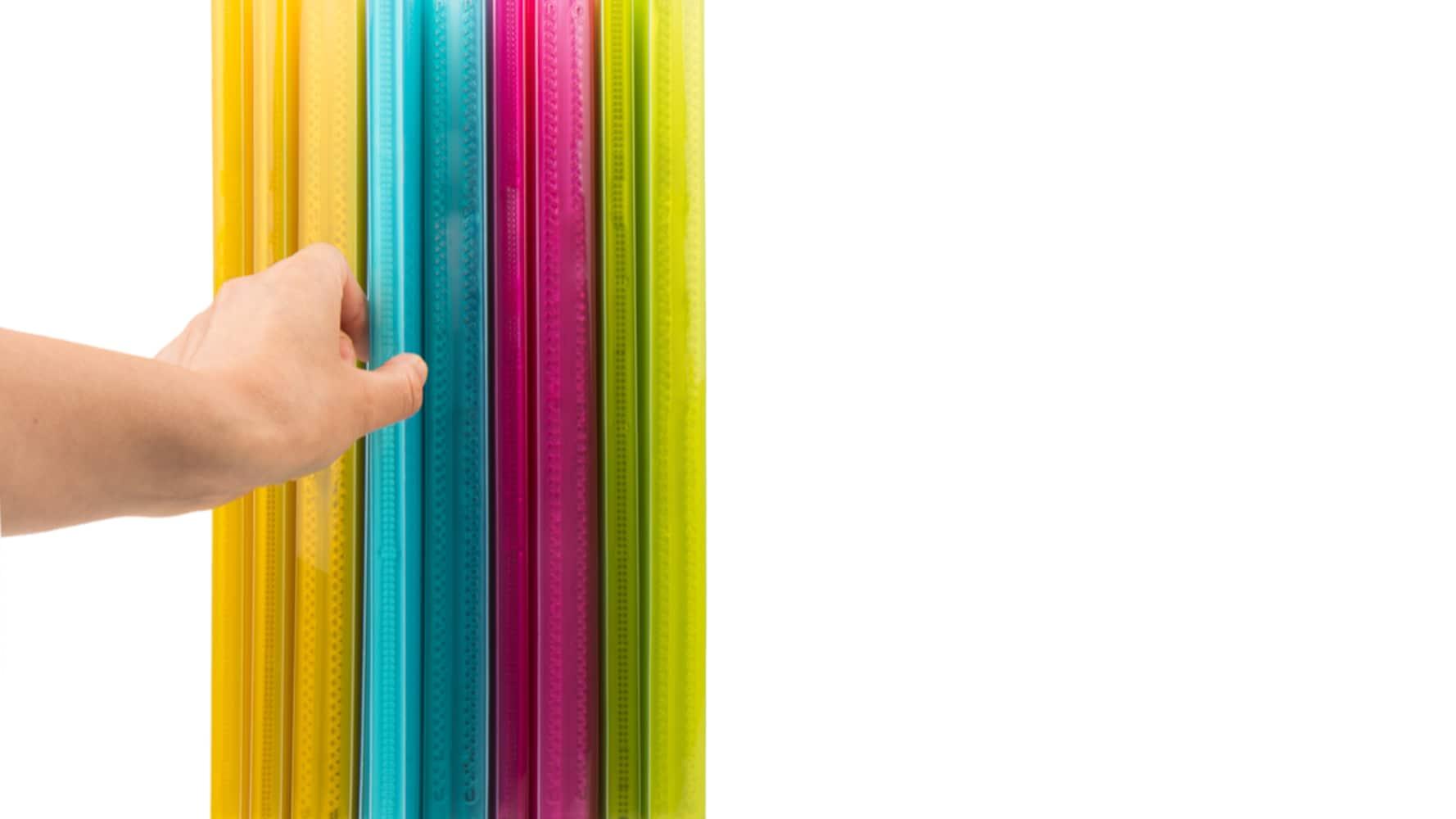 用途2|分類・保管に役立つクリアブックやインデックス付きタイプ