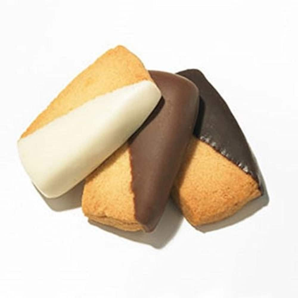 味|チョコチップ、シナモン入りや塩味が強め、甘味が強めのものも
