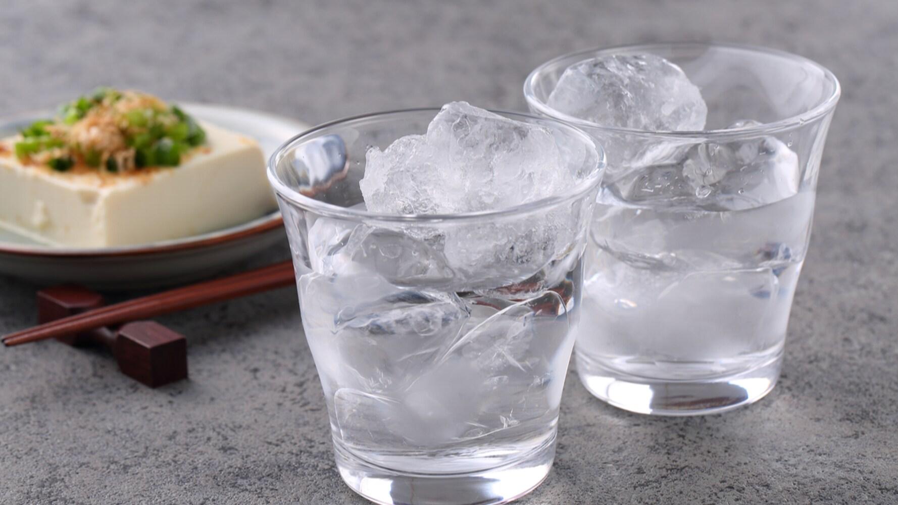 蒸留方法|米本来の風味そのまま「常圧蒸留」、飲み口すっきり「減圧蒸留」