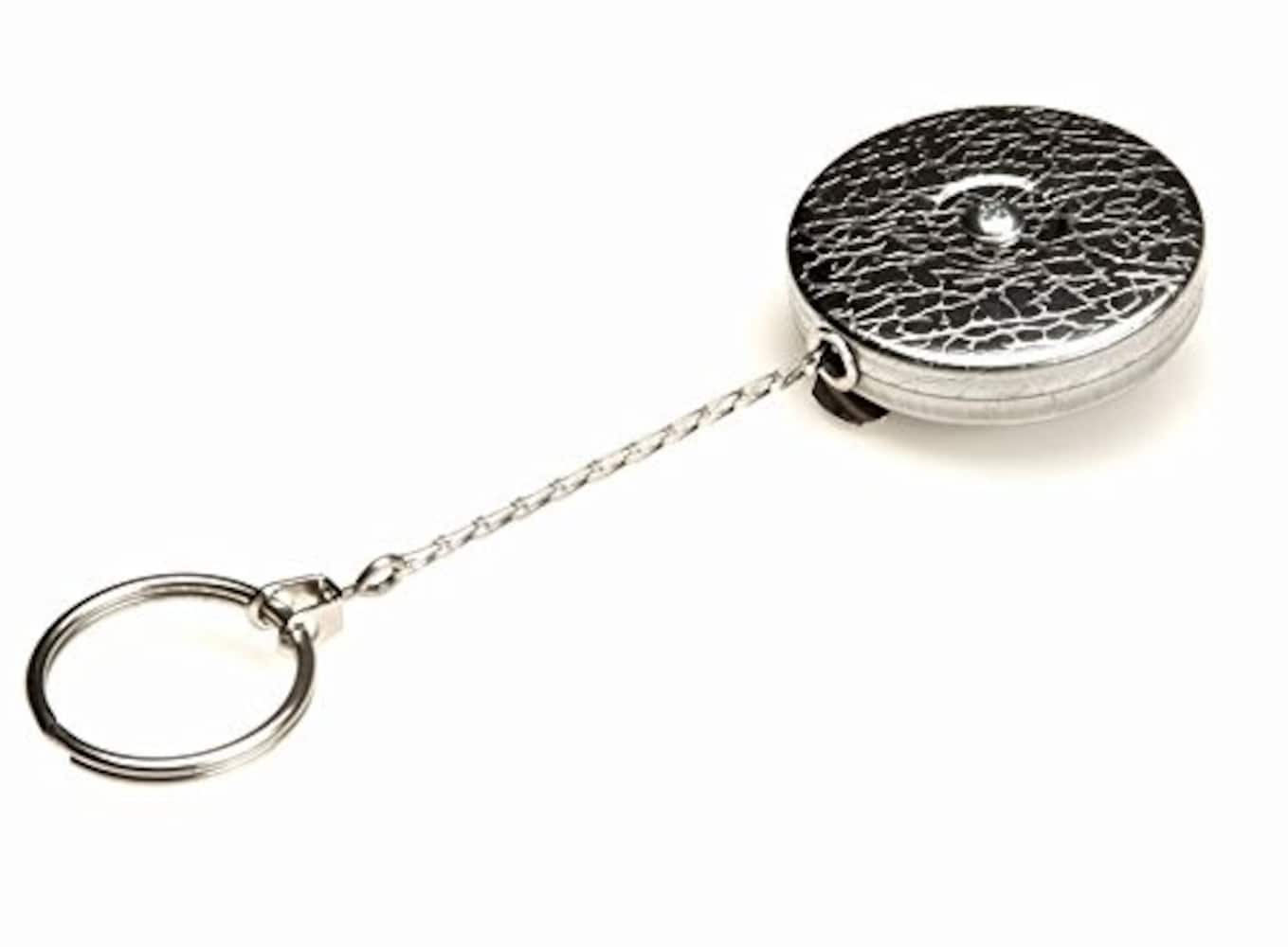 機能性 リール付き、複数の鍵をまとめられるタイプが使い勝手◎
