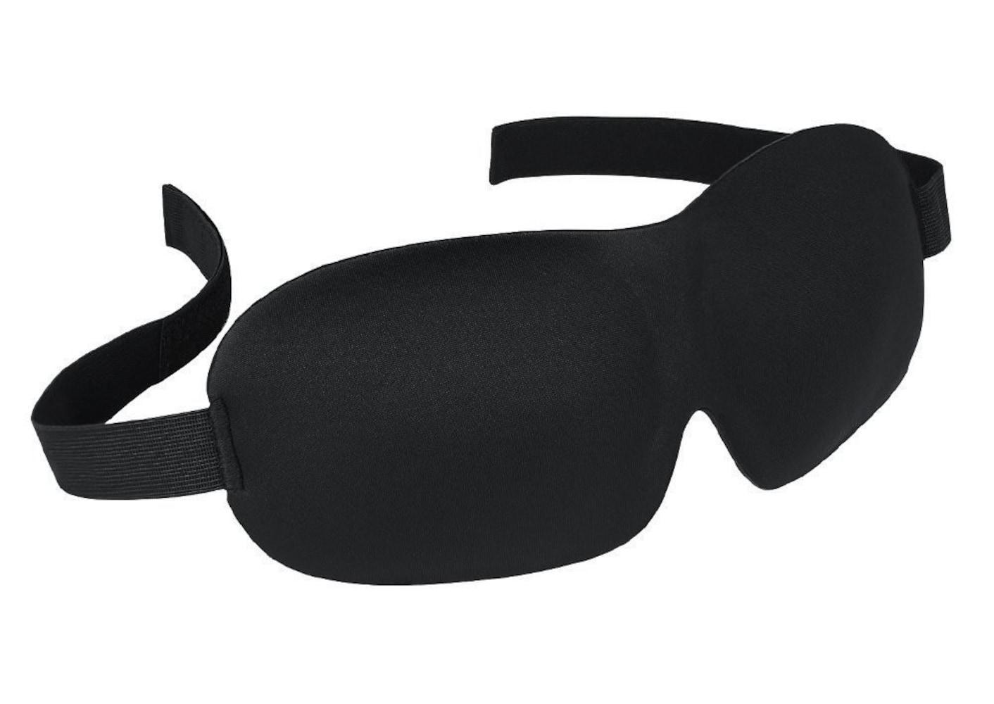 装着感|目と鼻のフィット感で遮光性が決まる!圧迫感がないものを
