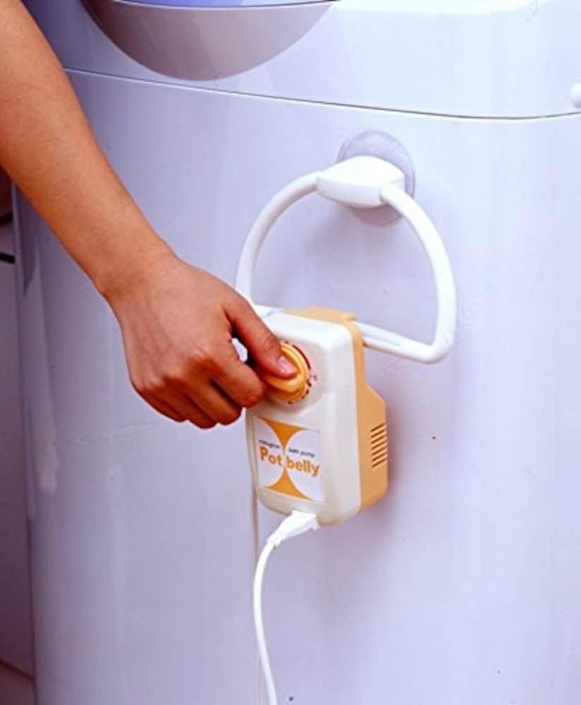 機能性 タイマー付きで水の入れすぎを防ぐ