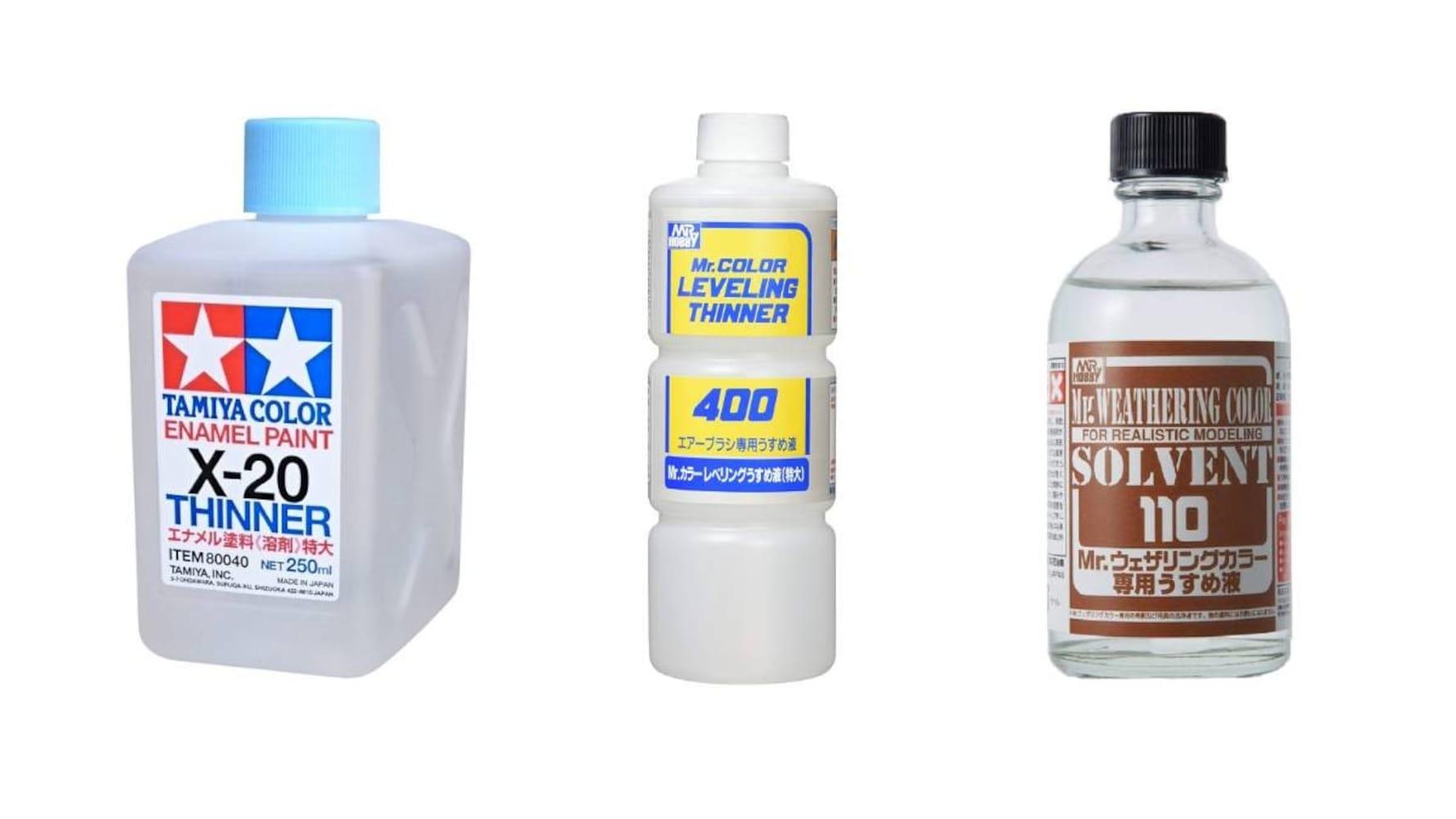 洗浄用シンナー|塗装に使った筆や器具の塗料をしっかりと落としたい方向け