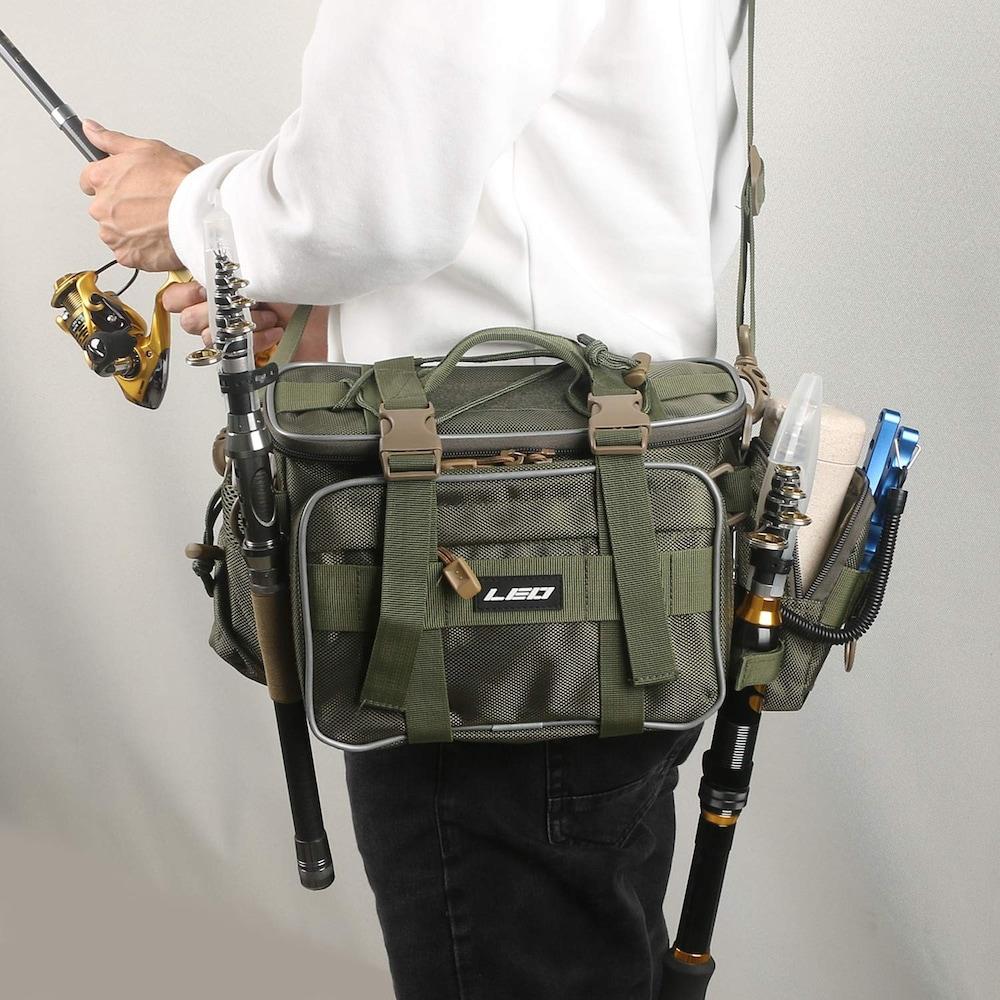 タイプ2|たくさんの荷物を入れるなら、持ち運びやすいショルダーバッグ型を