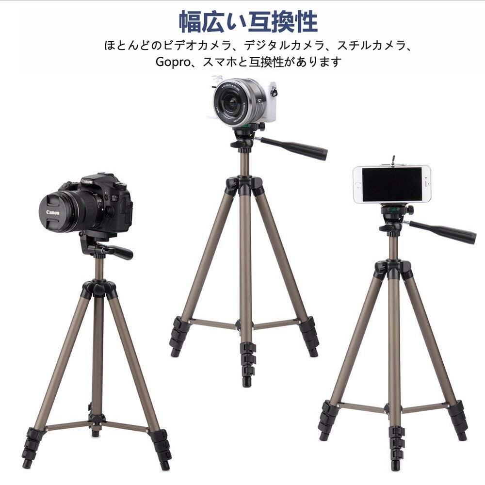 耐荷重|カメラ+レンズの重さの2倍の耐荷重があるものを