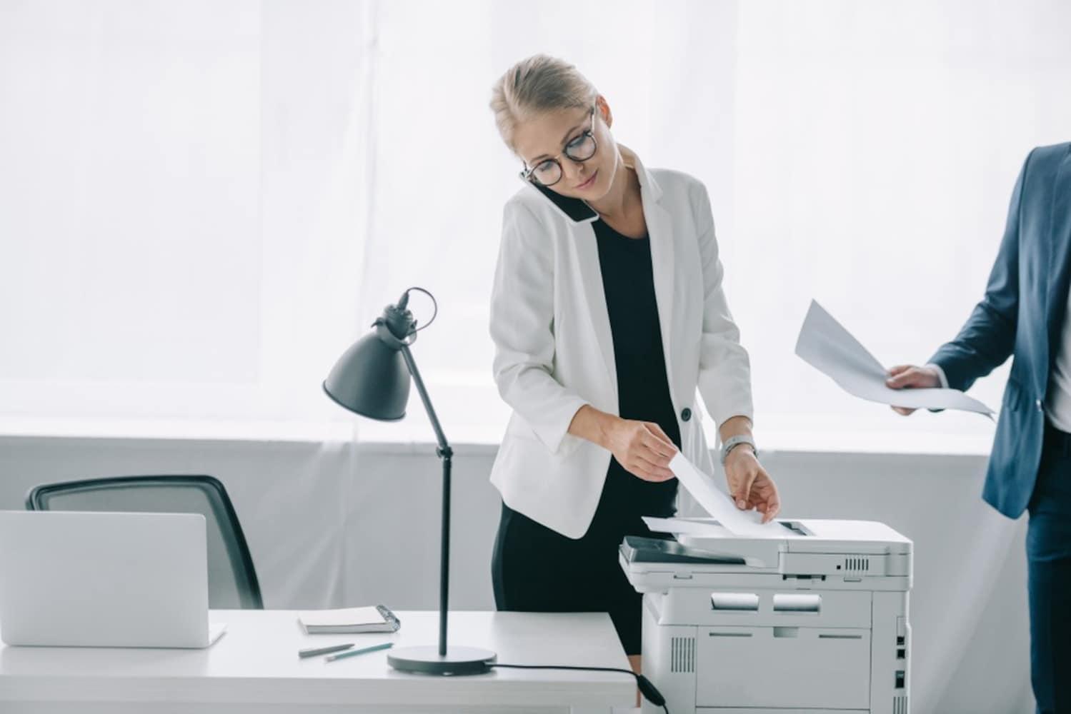 印刷方式|カラー印刷にはインクジェット、文書の大量印刷ならレーザー