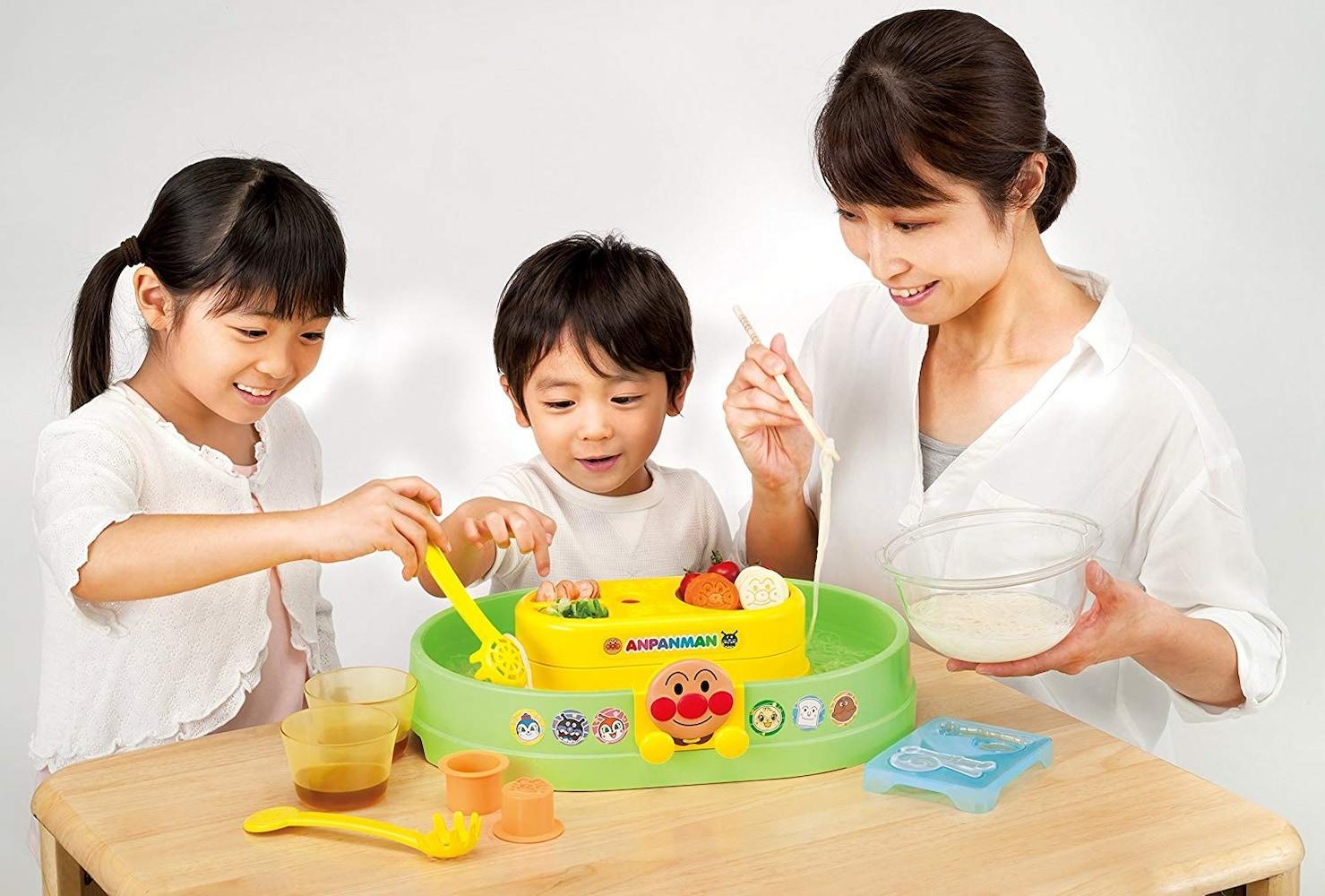 器タイプ|コンパクトで子どもでも麺を取りやすい