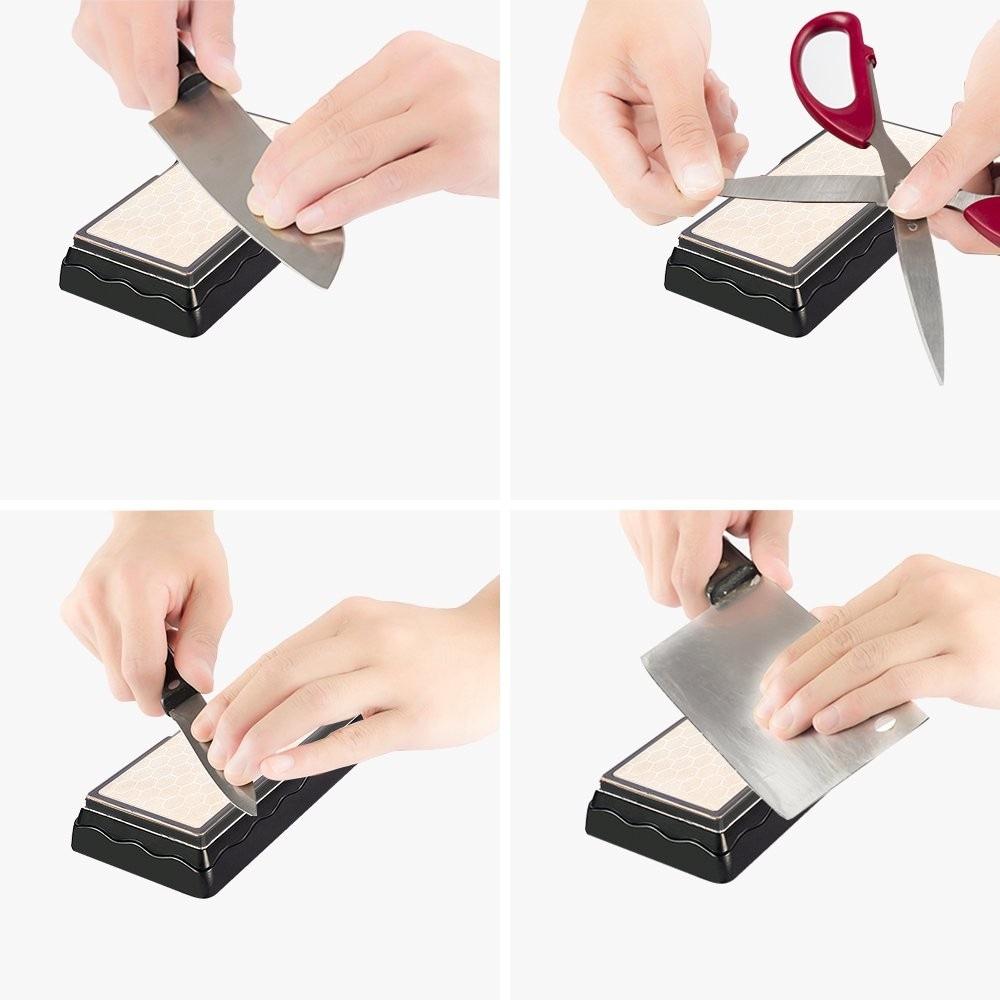研ぎ方 錆びたときの手入れの方法とおすすめ砥石、研ぎ器