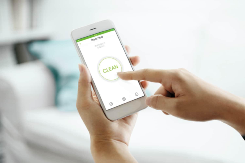 iRobot HOME|専用アプリ対応なら遠隔操作が可能