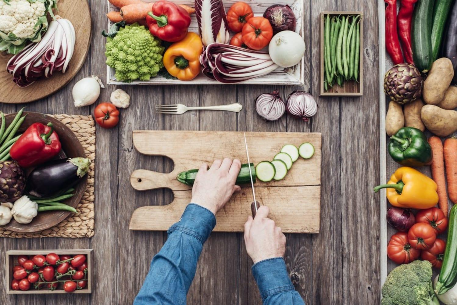 使い方 食材ごとに切り方を変えてみよう