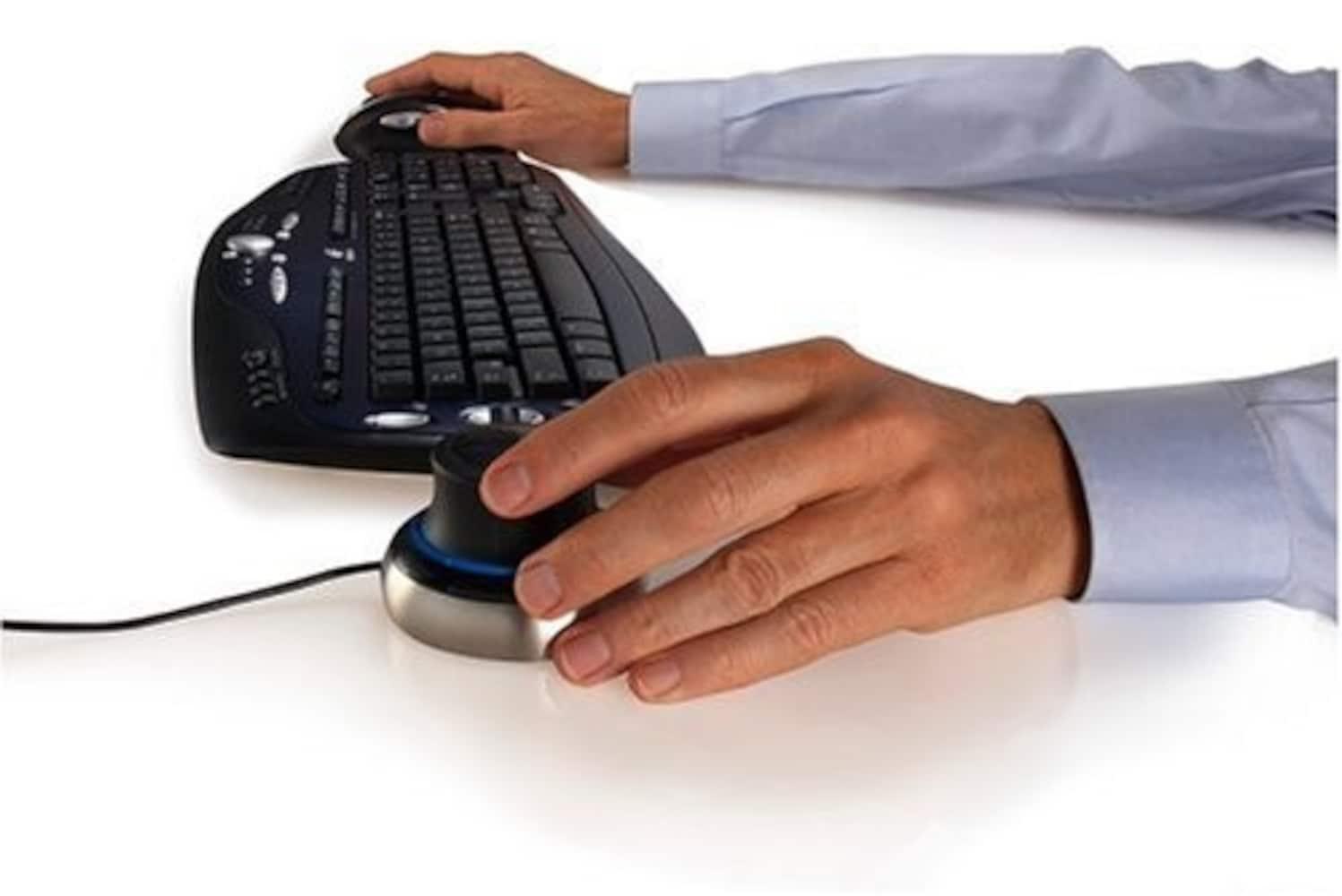 併用使い|通常のマウスとの併用ができるかチェック