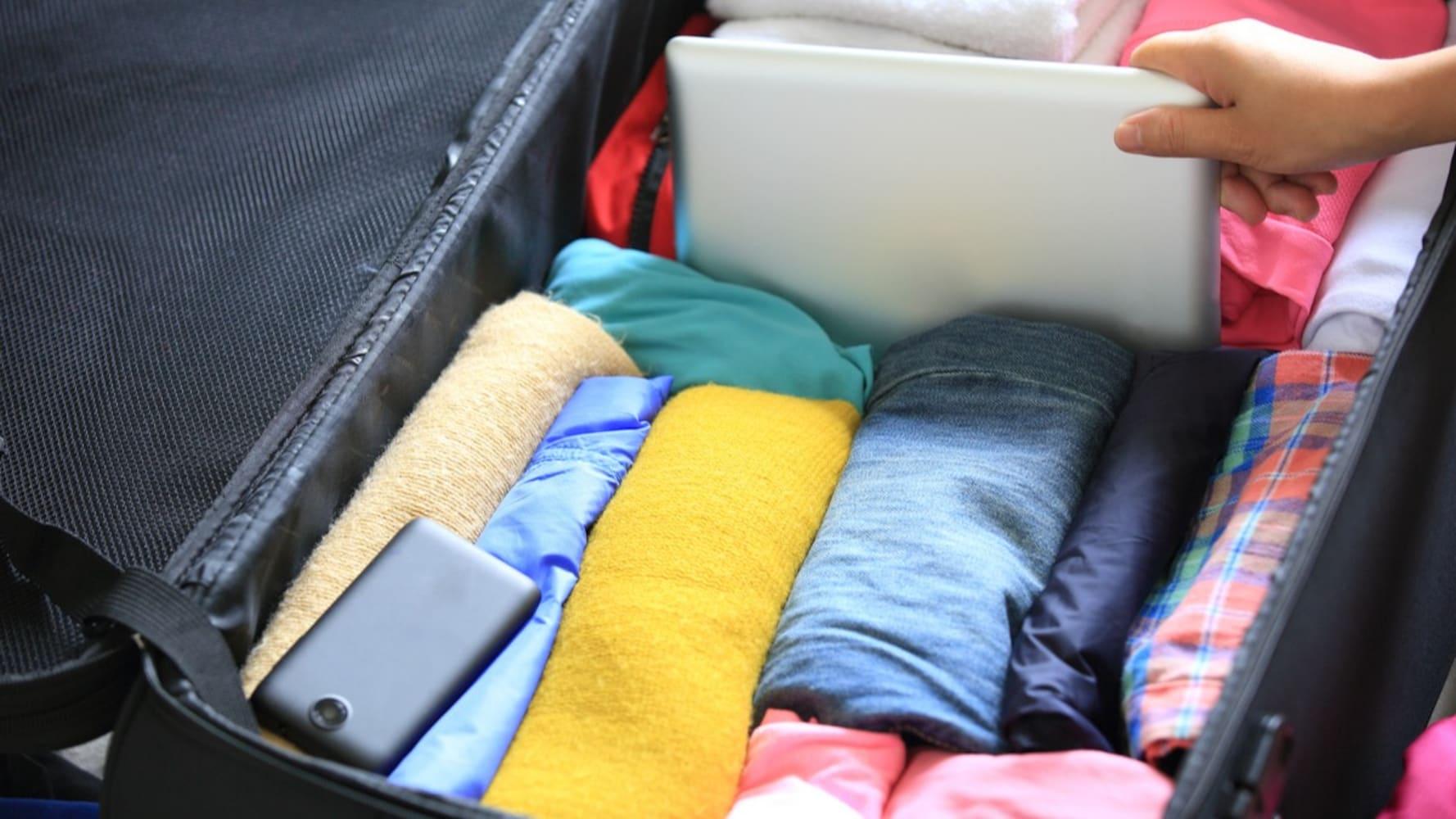 こんな方にソフトスーツケースがおすすめ