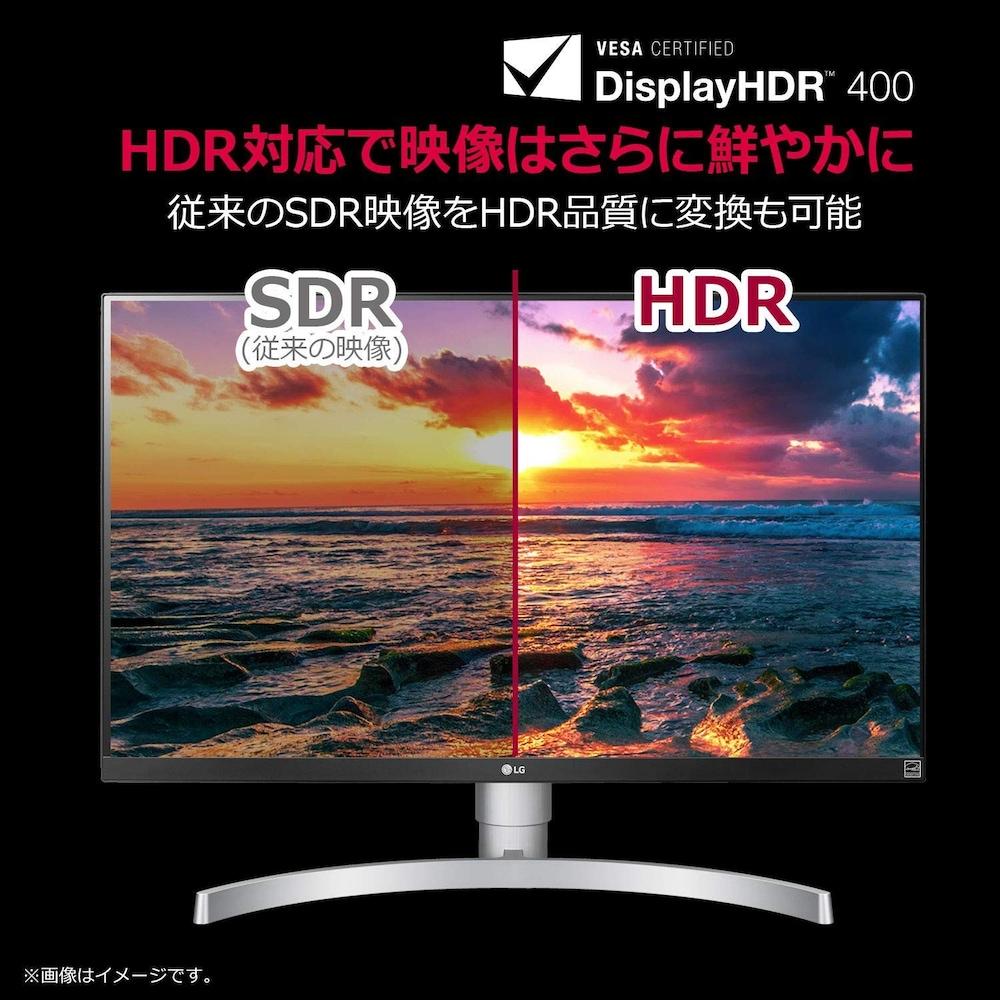 よく聞く「HDR機能」って?