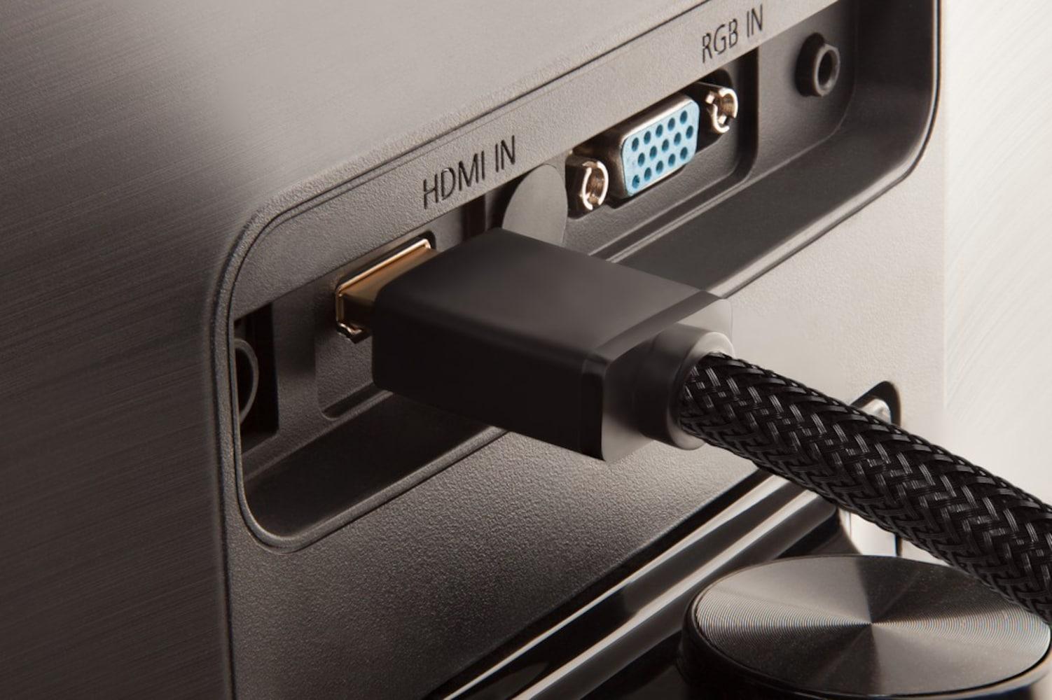 外部出力端子 ゲーム機やレコーダーを使用するときに必須な「HDMI」