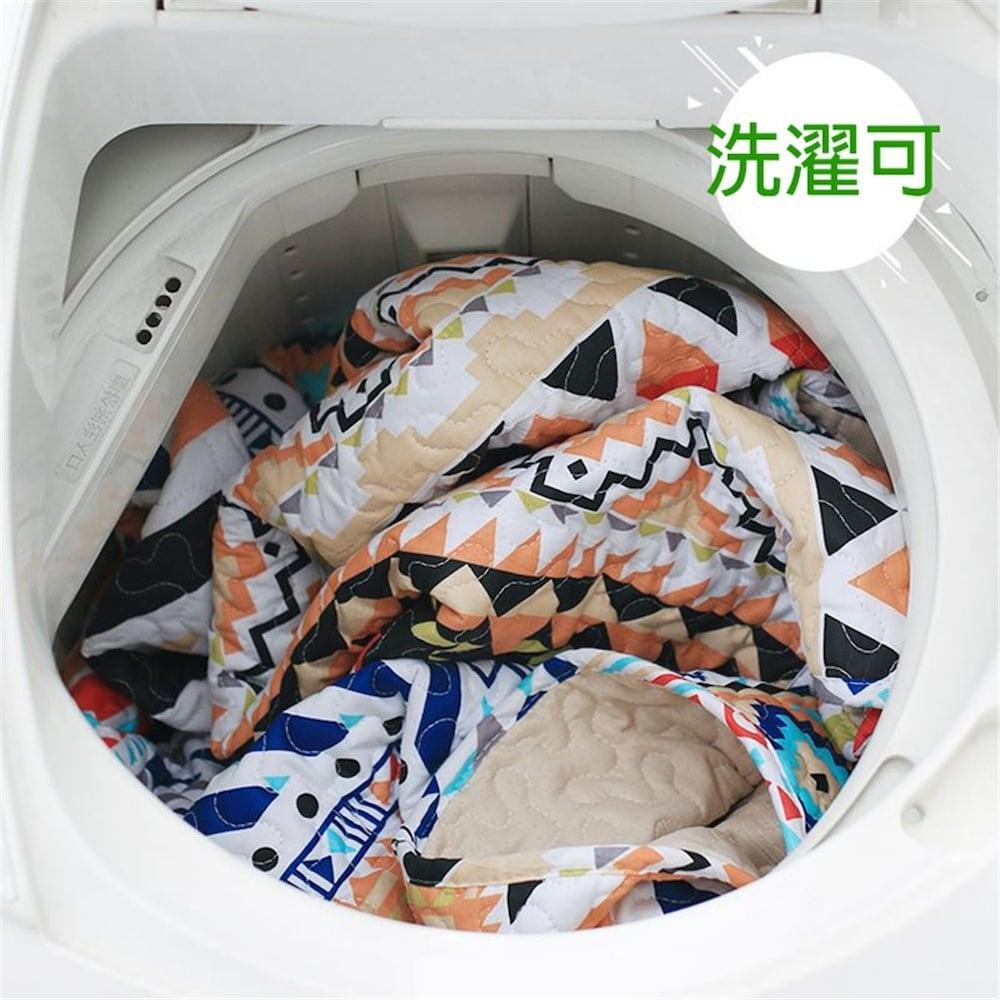 手軽に洗える洗濯機対応