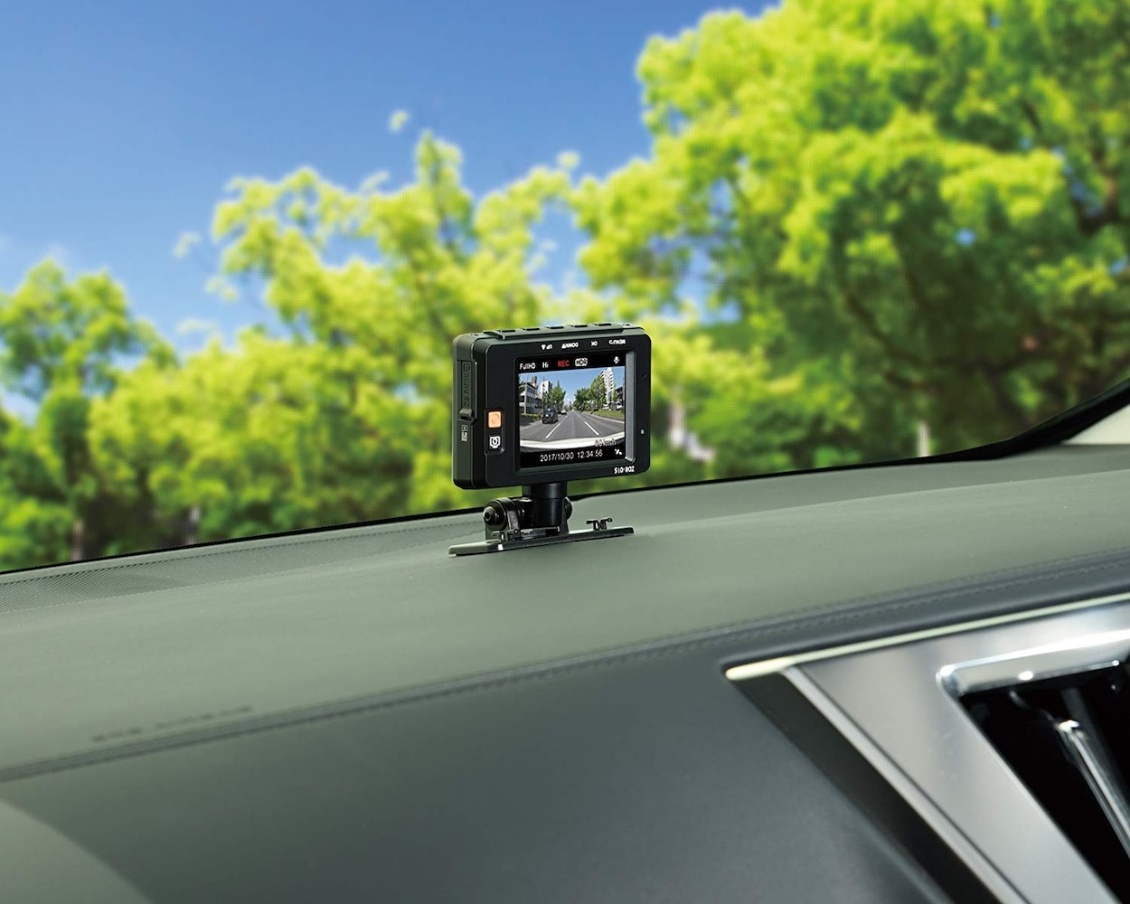 ドライブ レコーダー コムテック 360