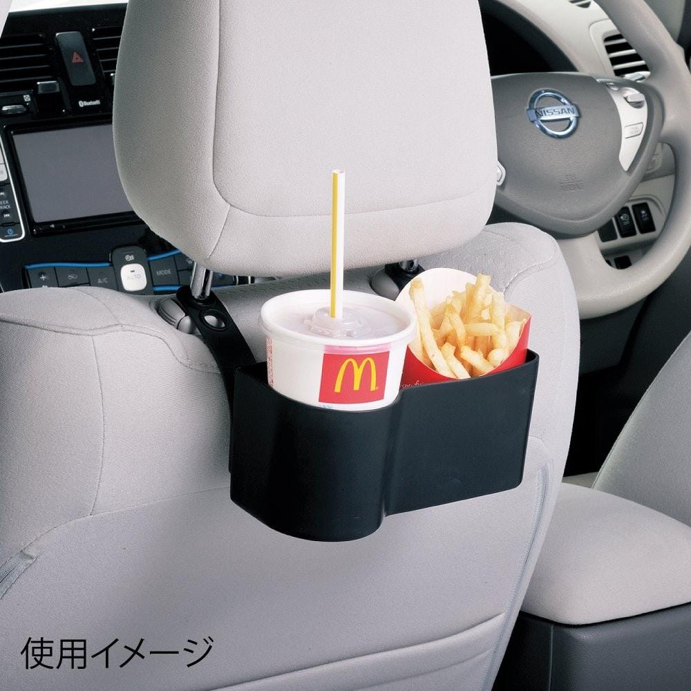 後部座席につけられるものも人気!
