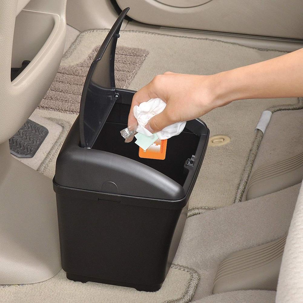 サイズ|車内スペースに合った大きさを