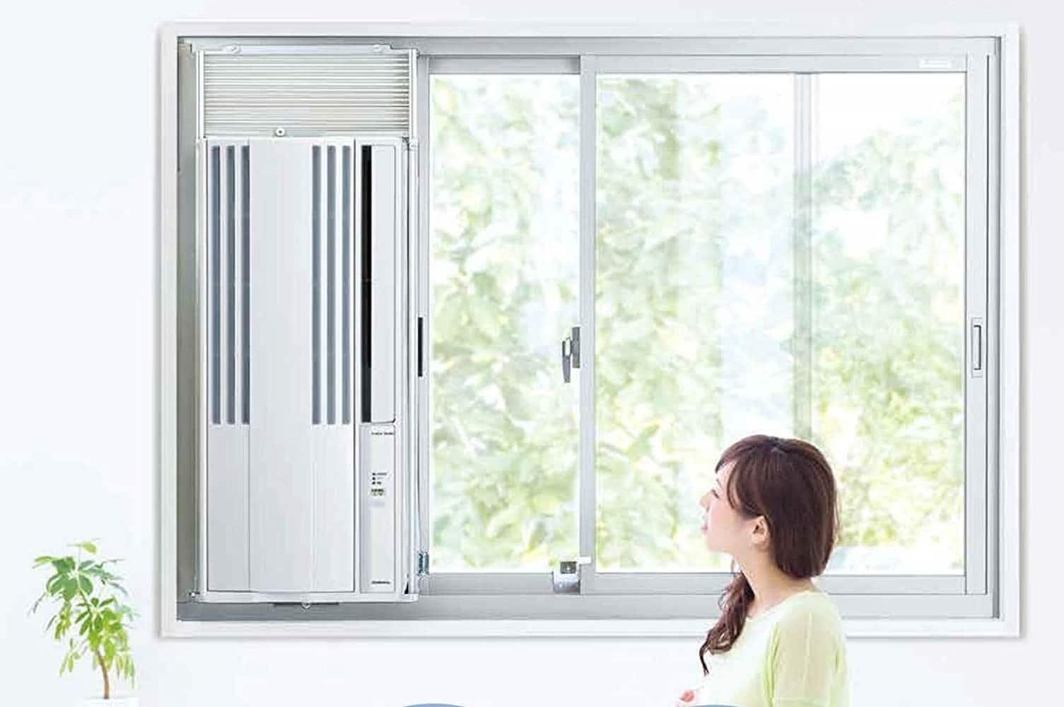 窓用エアコンとは?効き目とメリット・デメリット