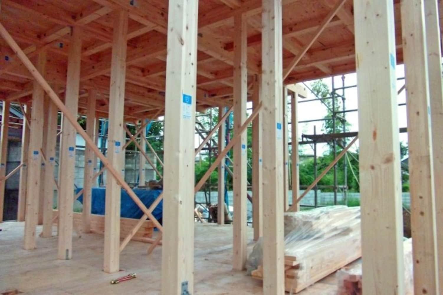 適応畳数|木造か鉄筋かで異なるので要チェック