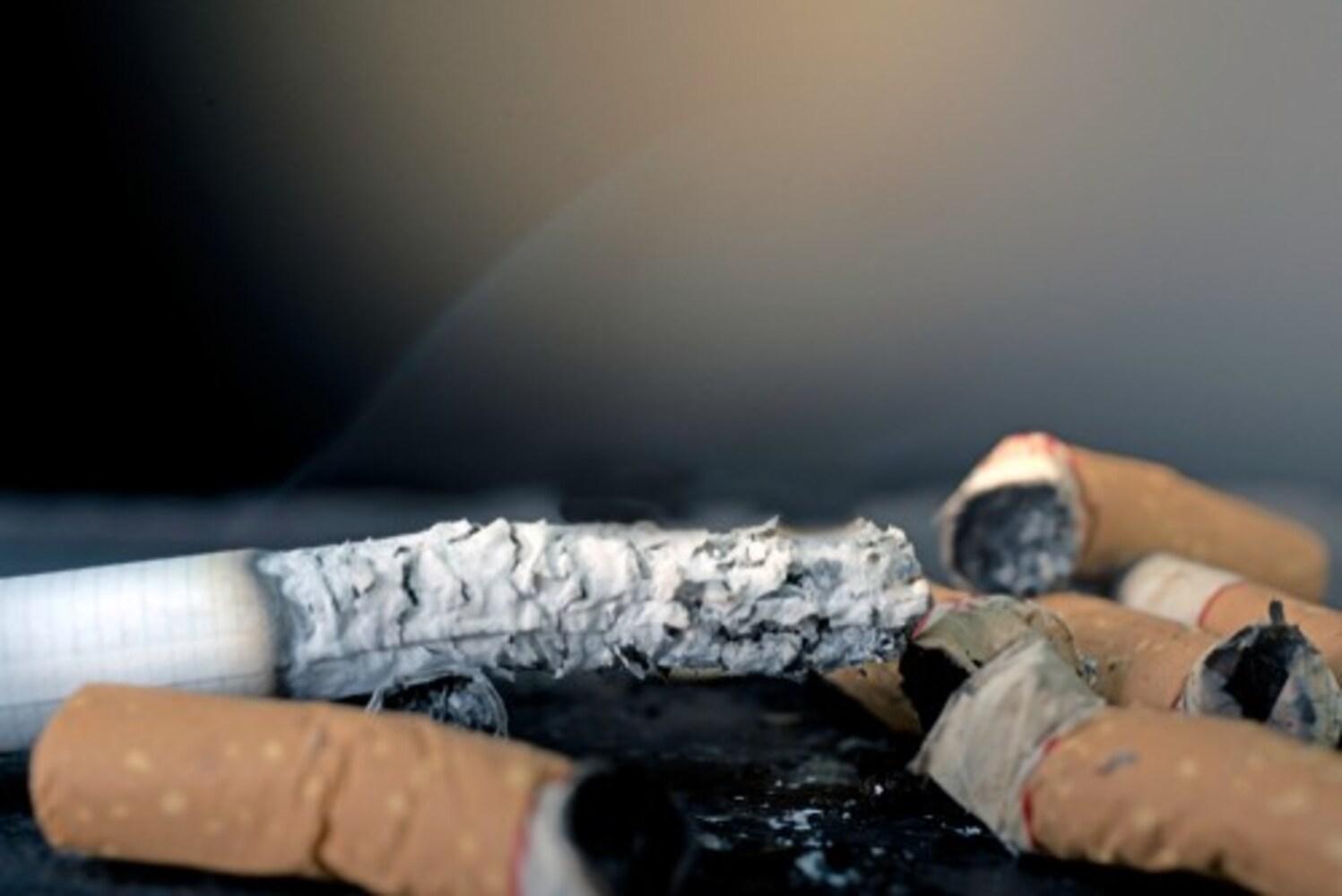 タバコは原因で一番多く、なかなか取れない