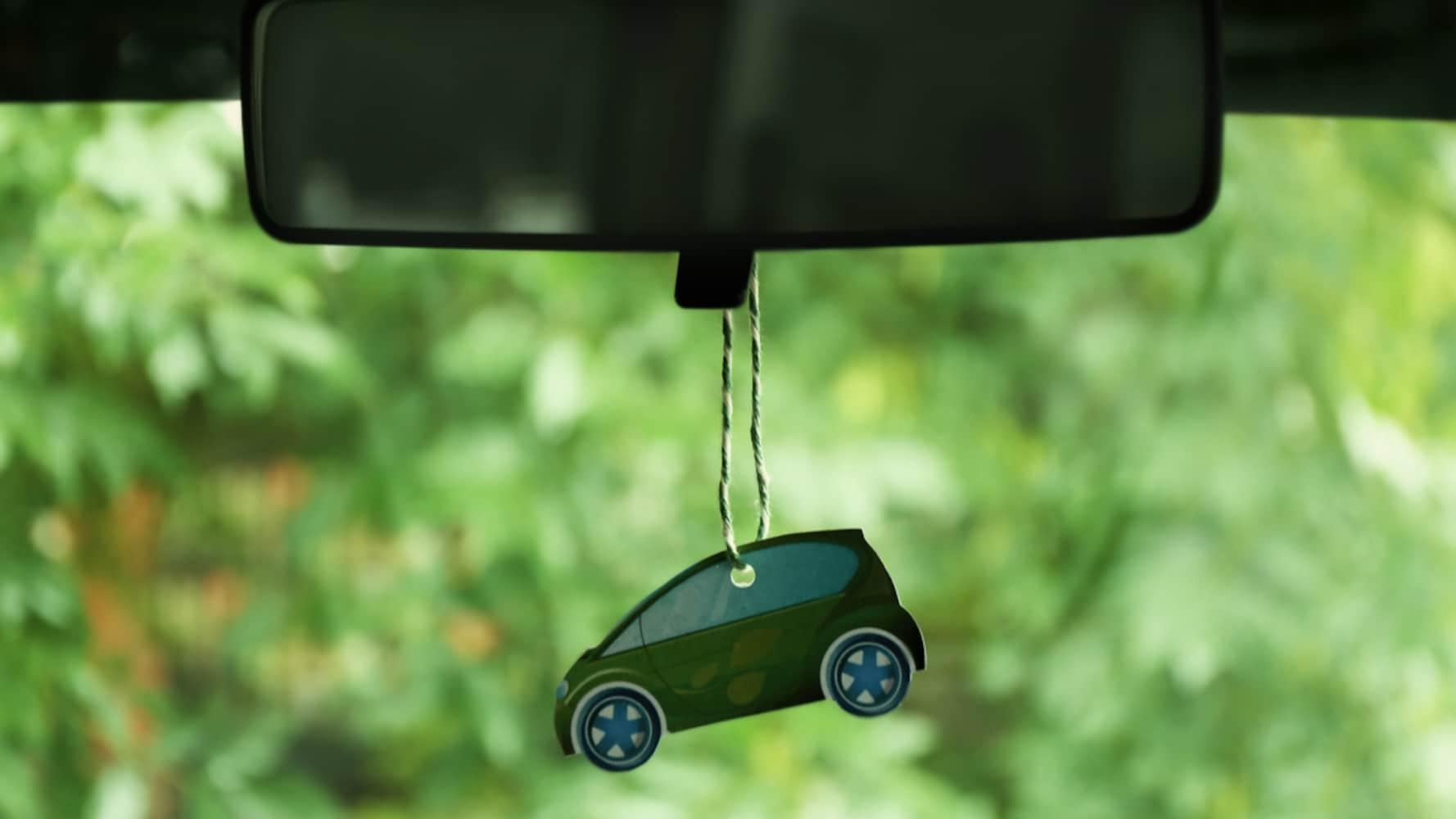 車内をいい匂いにする方法
