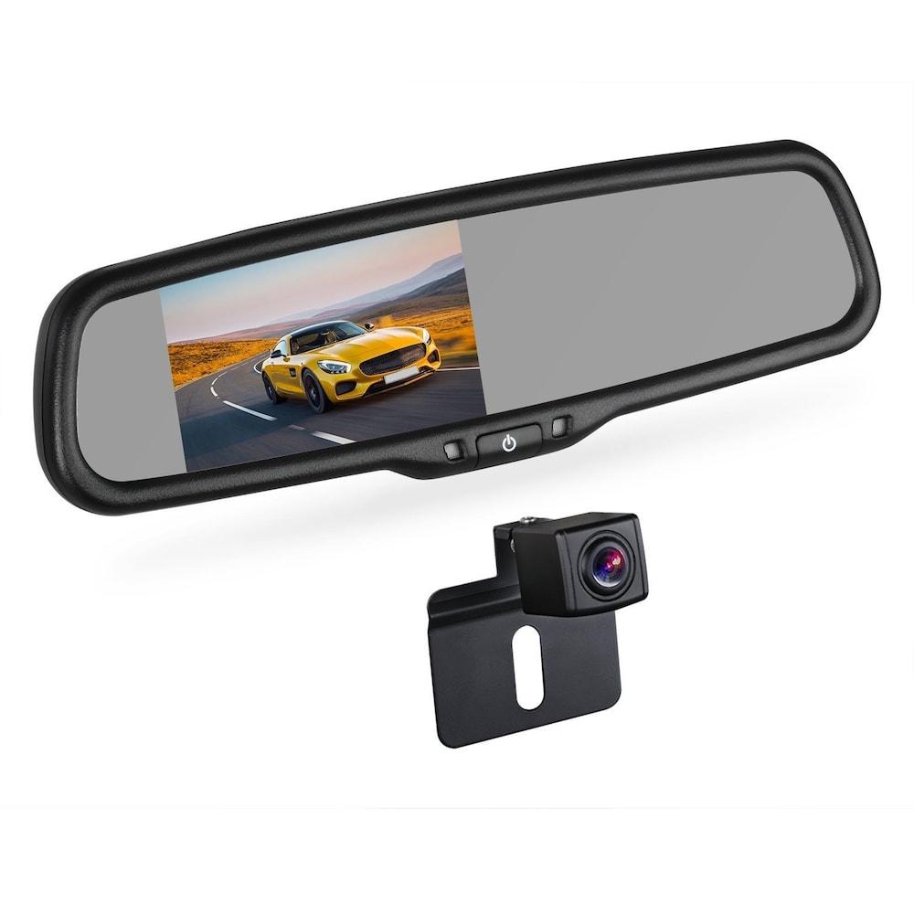 バックカメラ|車に搭載されていない場合はセットで買うと◎