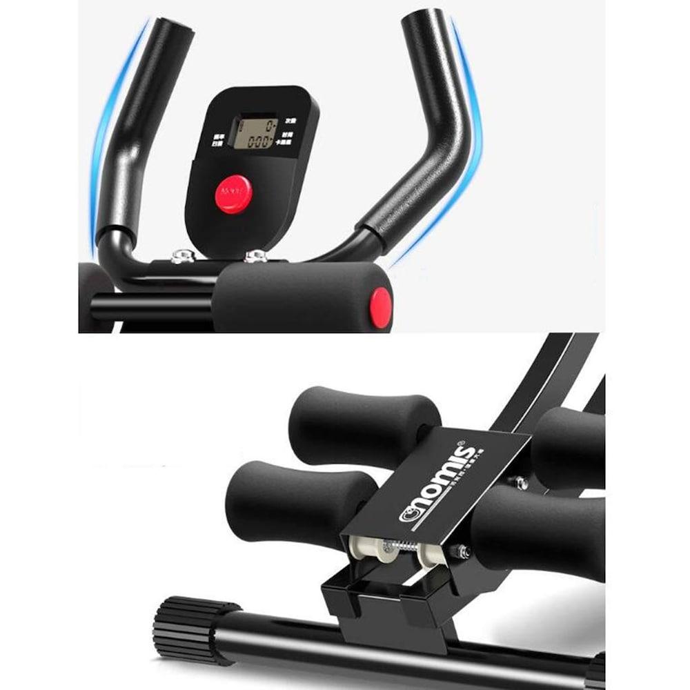 モニター|運動時間・消費カロリー・回数をリアルタイムで確認