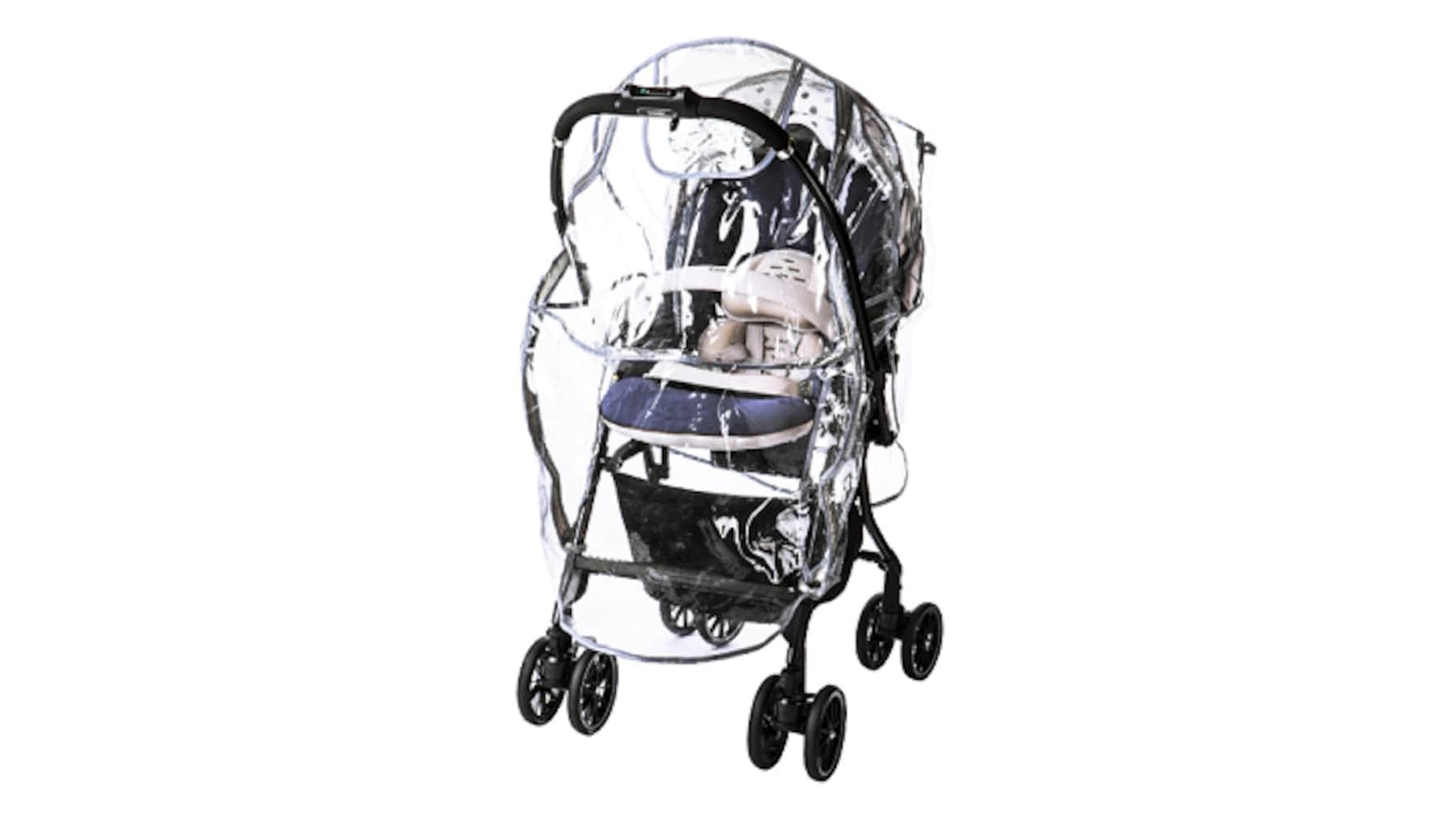 素材 クリア加工なら赤ちゃんをいつでも確認できて安心