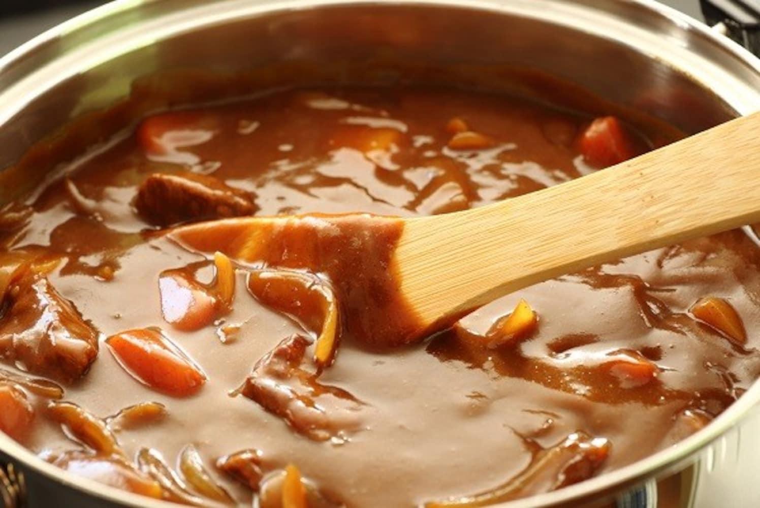 カレーやスープなどの煮込み料理にぴったり