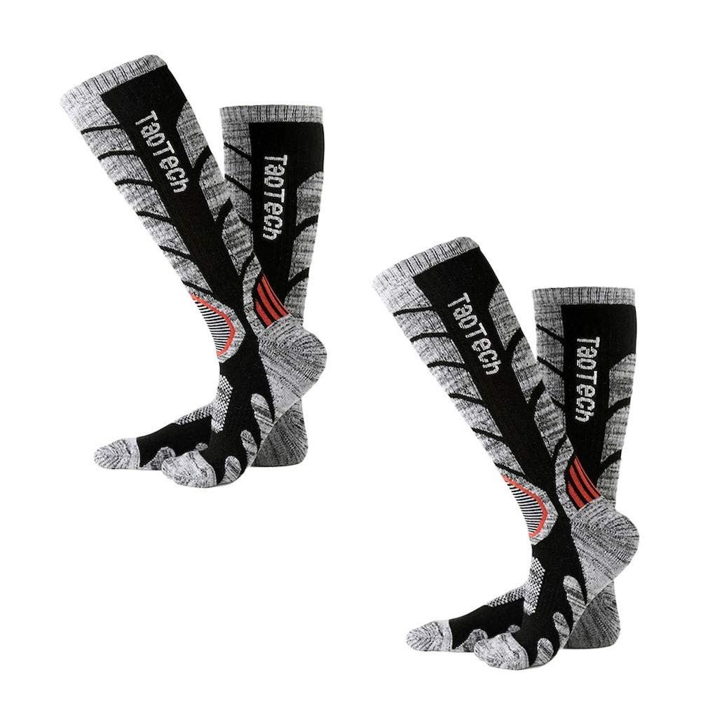 スキー・スノボ用靴下の役割と効果