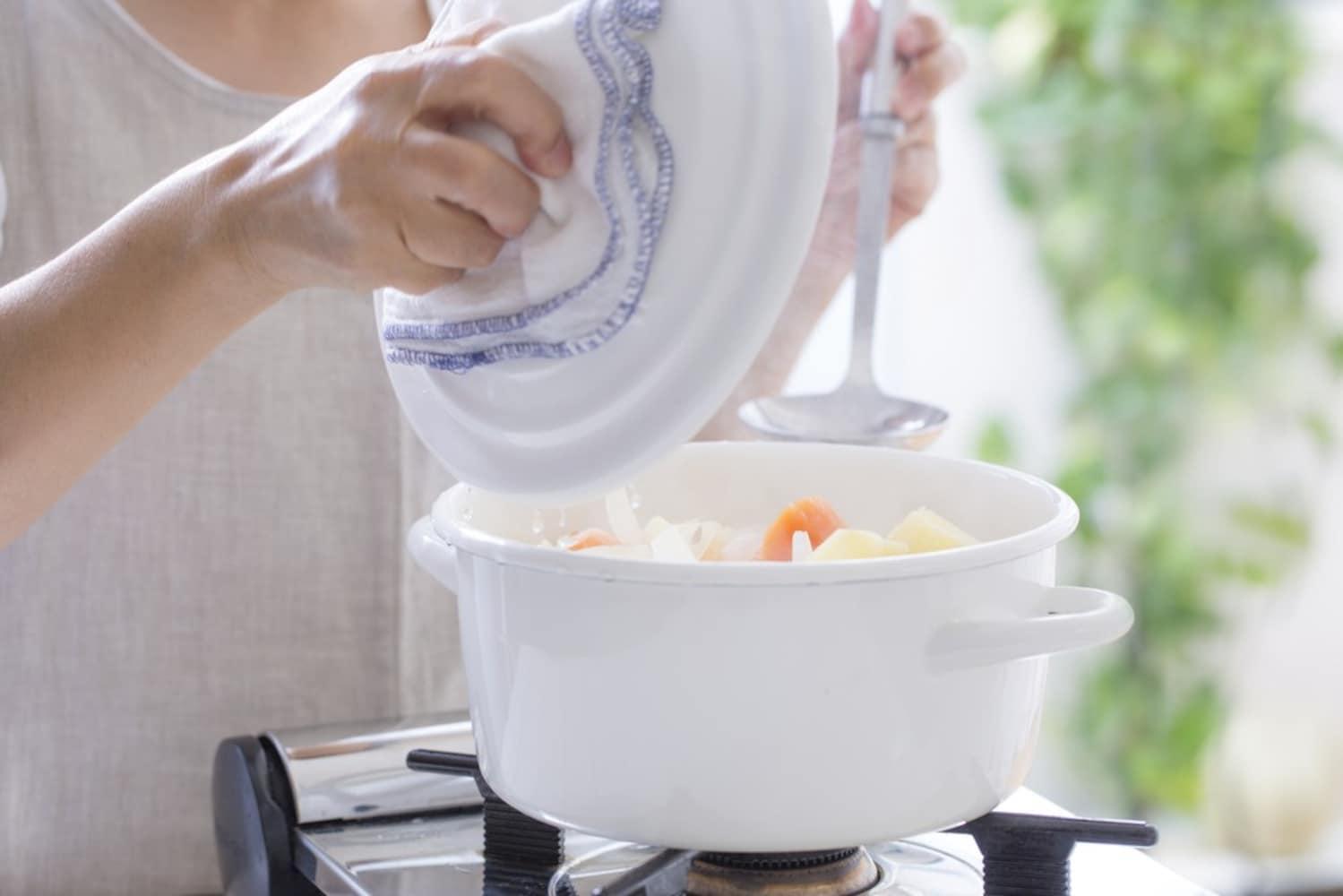 ホーロー鍋のおすすめ料理