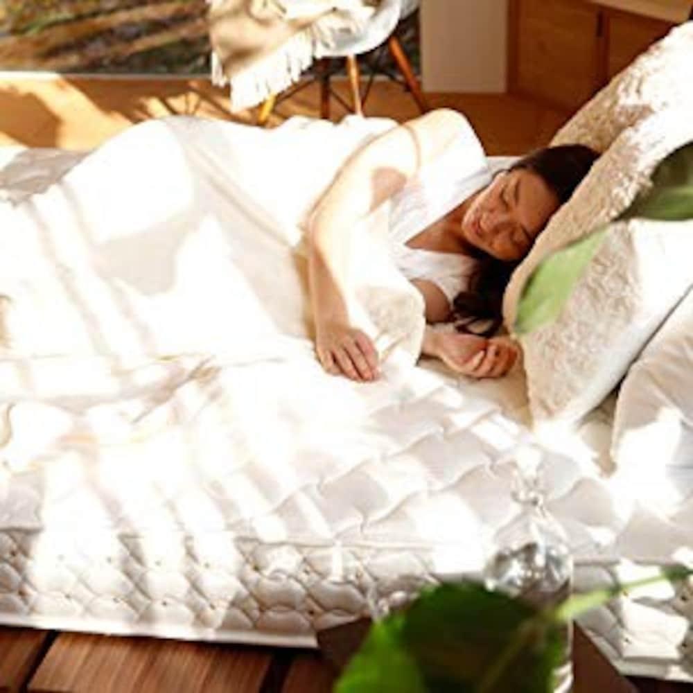 寝心地 身体の凹凸に合った商品を選ぶ