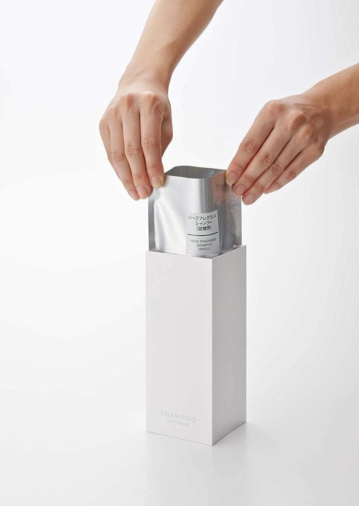 Amazon.co.jp: シャンプー 詰め替えボトル 袋ごと