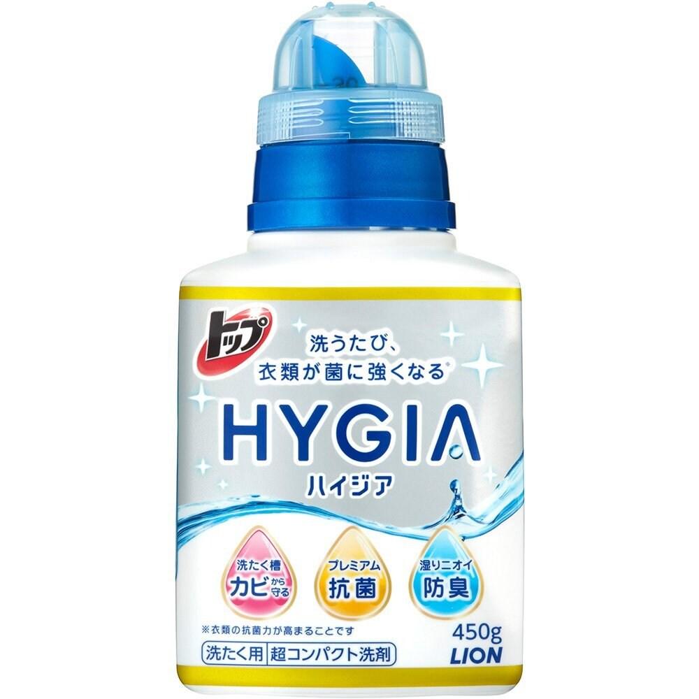トップ ハイジア 洗濯洗剤 液体 450g