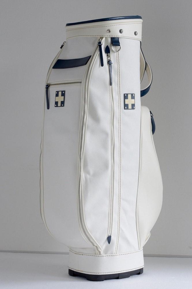 MIZUNO 木の庄帆布 キャディバッグ