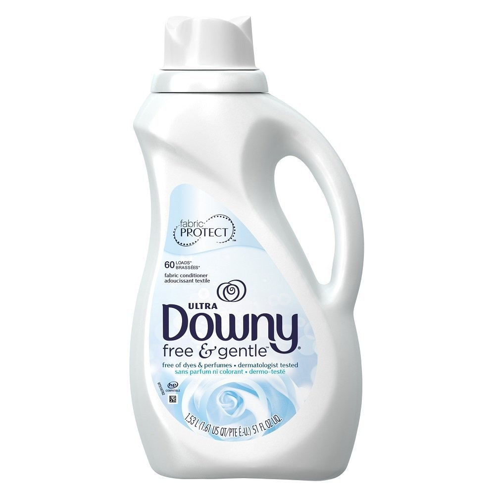 ULTRA Downy 柔軟剤 フリー&ジェントル 無香料