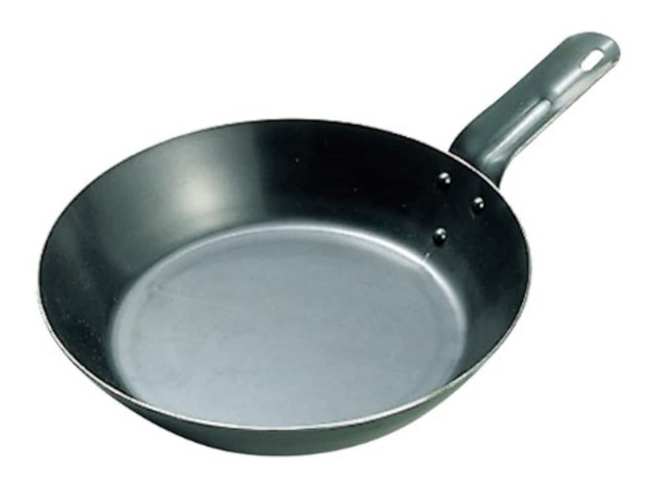中尾アルミ製作所 キング 鉄 オーブレンジ用フライパン