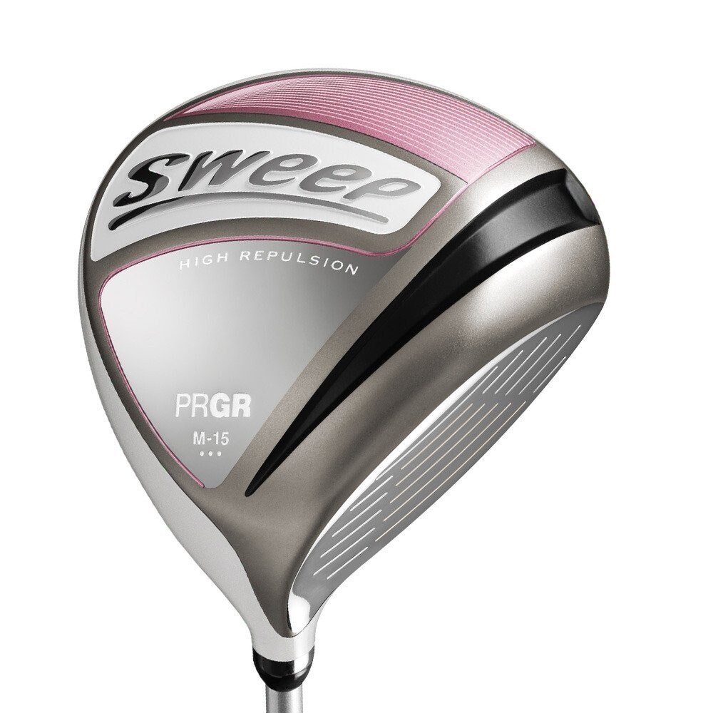 PRGR(プロギア) 2017年モデル SWEEP ドライバー オリジナルカーボンシャフト レディース ゴルフ