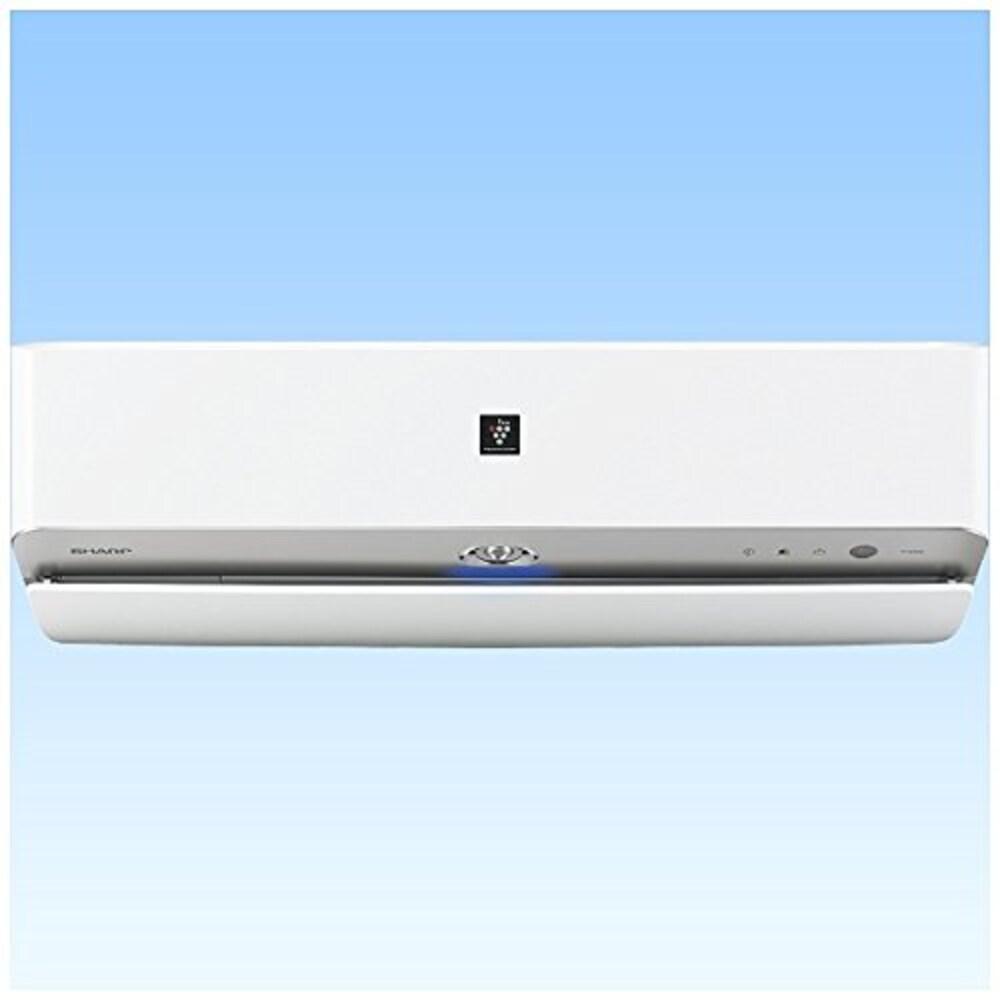 シャープ【エアコン】高濃度プラズマクラスター25000搭載SHARP ホワイト系 AY-G28X-W