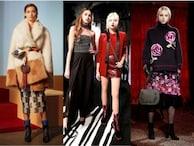 2017-18年秋冬ファッショントレンドはこうなる