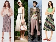 2018年春夏ファッションはこうなる トレンドの風向き