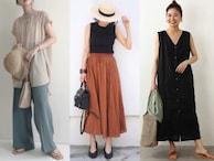 40代、50代が取り入れたい、この夏のトレンドファッション3選