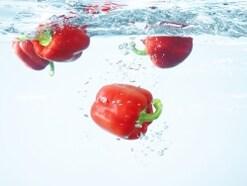 水に浮くもの/沈むものを自由研究!野菜の浮き沈みを調べよう