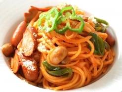 喫茶店風ナポリタンスパゲティのレシピ・作り方
